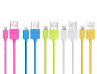 Кабель USB на micro+iPhone 5 (Copy original) (коробка)