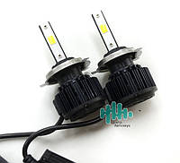 Автолампы LED с цоколем Н4 GALAXY COB 5000K (ближний/дальний)