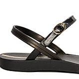 Женские сандалии босоножки Ipanema  82682-20766  эбони, фото 4