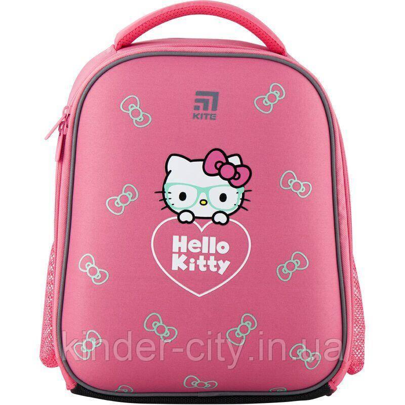 Рюкзак школьный каркасный Kite Hello Kitty HK20-555S