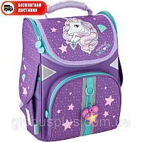 Рюкзак GoPack Education каркасный 5001-1 Unicorn dream GO20-5001S-1
