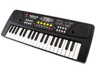 Піаніно та синтезатори