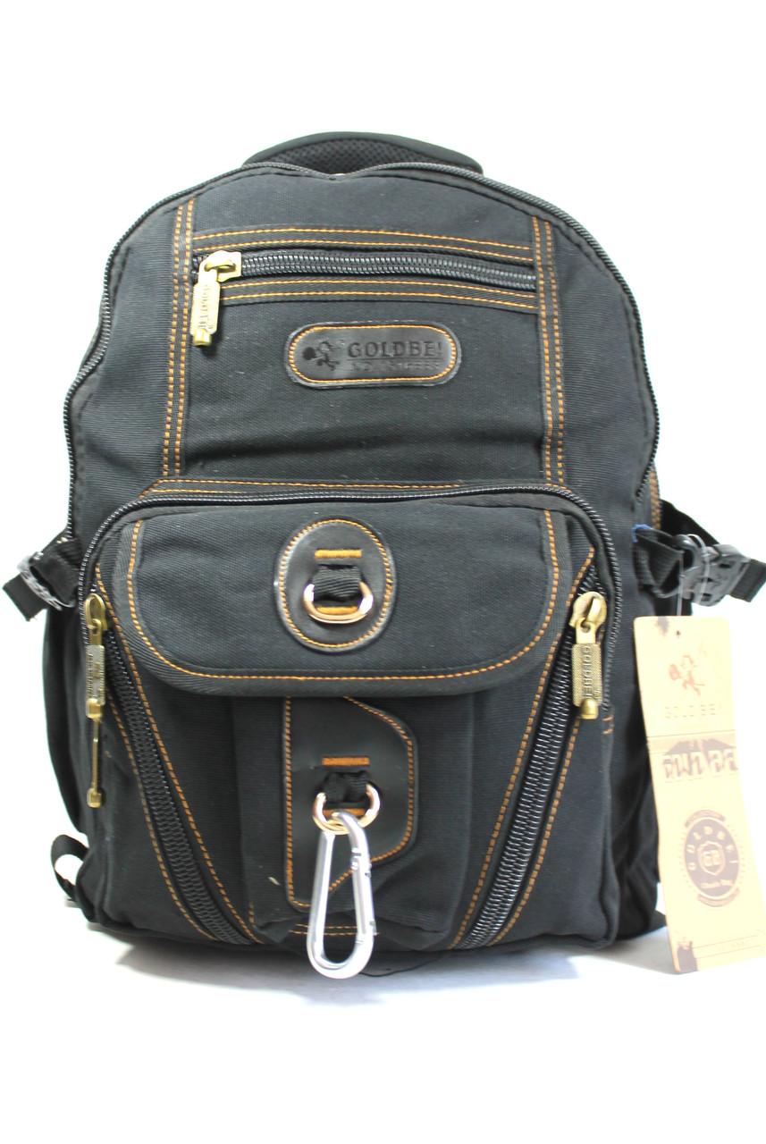 "Брезентовый рюкзак ""GOLD Be B 0107"""