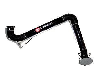 Местные складные вытяжные устройства Klimawent ERGO LUX