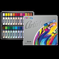 Пастель сухая 24 цвета, Colorino Artist