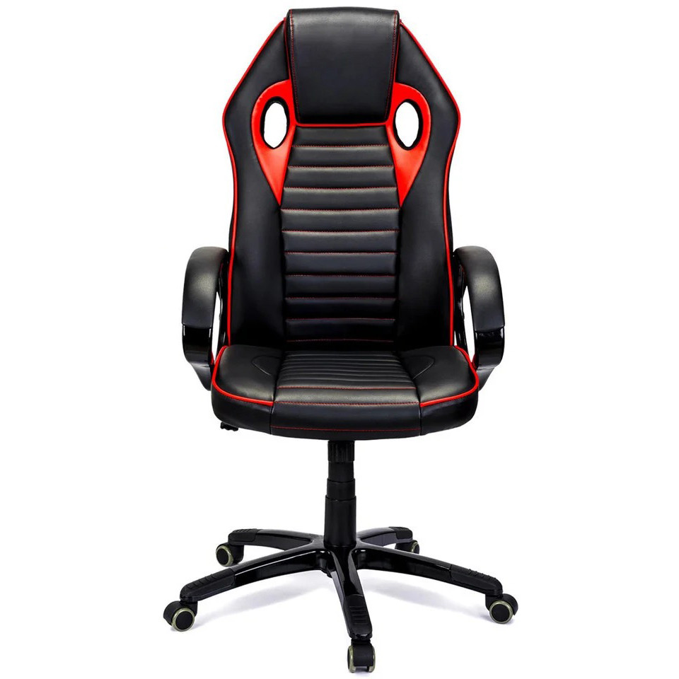 Кресло офисное компьютерное игровое Flame геймерское (офісне крісло комп'ютерне ігрове геймерське)