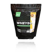 Протеин WHEY 80 (Ванильный коктейль) 2кг TNT (Target Nutrition Trend)