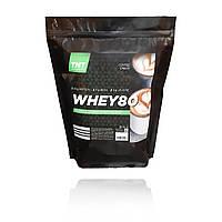 Протеин WHEY 80 (Кофейный крем) 2кг. TNT (Target Nutrition Trend)