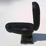 Підлокітник armcik s1 з зсувною кришкою для Fiat Doblo II 2010>, фото 2