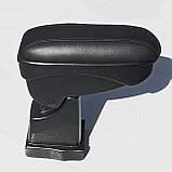 Підлокітник armcik s1 з зсувною кришкою для Fiat Doblo II 2010>, фото 3