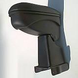 Підлокітник armcik s1 з зсувною кришкою для Fiat Doblo II 2010>, фото 4
