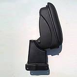 Підлокітник armcik s1 з зсувною кришкою для Fiat Doblo II 2010>, фото 5