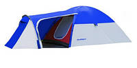 Палатка туристическая Presto Acamper Monsun 3 Pro, 3500 мм, синяя