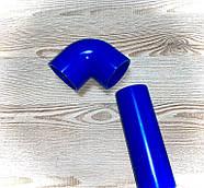 Труба ПВХ LIANSU синяя диаметр 63 мм PN8 напорная для бассейнов, водопровода, скважин и полива