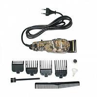 Машинка для стрижки волос Gemei GM-1018, фото 1
