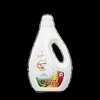 Средство жидкое  для стирки цветного белья COLOR, 2000 мл