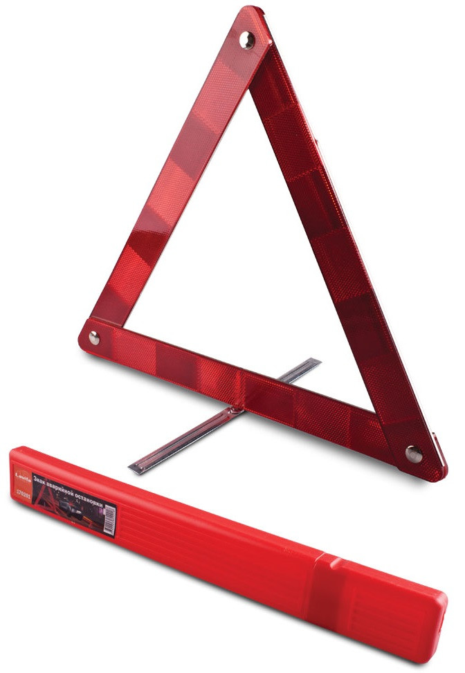 Знак аварийной остановки Lavita LA 170201 стандарт
