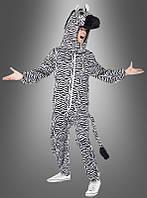 Карнавальный костюм зебры для взрослых (унисекс)