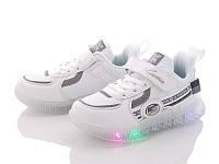 Детские светящиеся кроссовки для мальчиков ТМ Bessky Размеры 27- 32 Хит продаж!