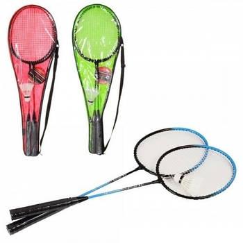 Бадминтон, теннисные ракетки, скакалки