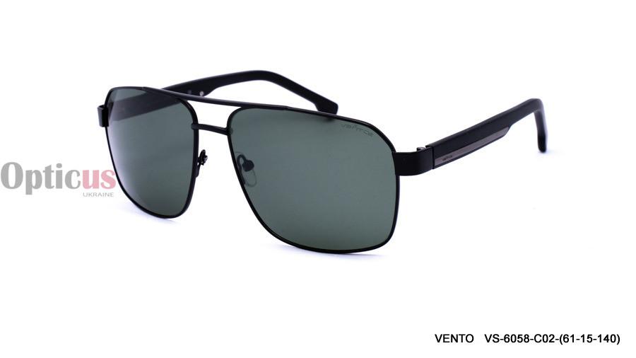 Окуляри сонцезахисні VENTO VS6058 C02