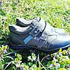Туфли на липучках  для мальчика размеры  32, 33, 34, 35