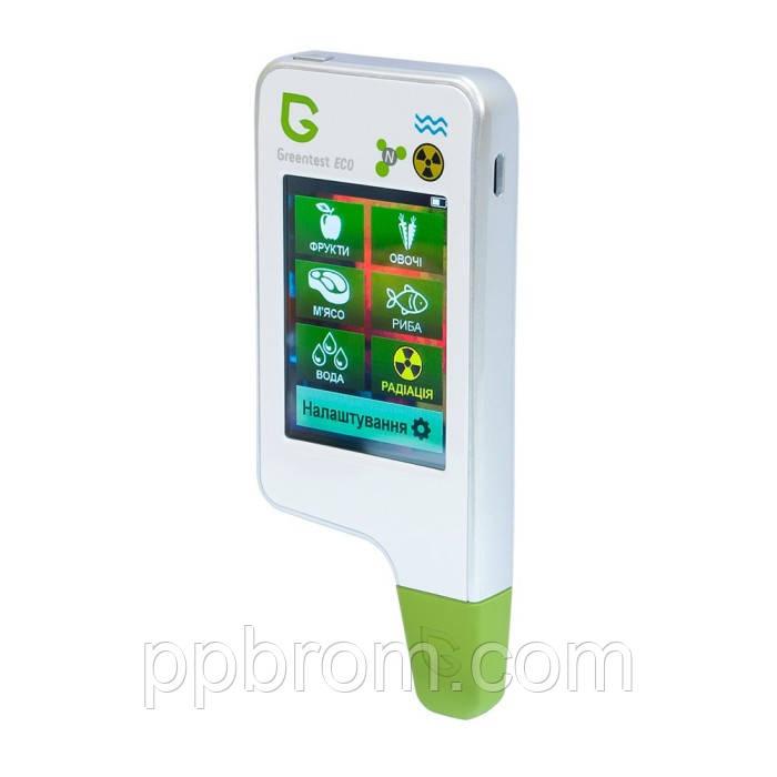 "Нитрат-тестер с дозиметром и тестером жесткости воды (3 в 1) ANMEZ ""Greentest-Eco 5"""