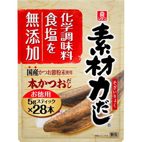 Unimat Riken Bonito Dashi Даші тунець, пеламиди, водорості, шиітаке 28 пакетів по 5 г