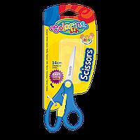 Ножницы с поворотным механизмом 14 см, Colorino