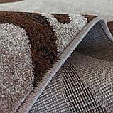 Ковер Капучино коричневый 1.60х2.30 м., фото 3
