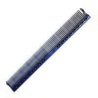 Расческа планка Y.S. Park YS-320 L=200 мм -  Синяя
