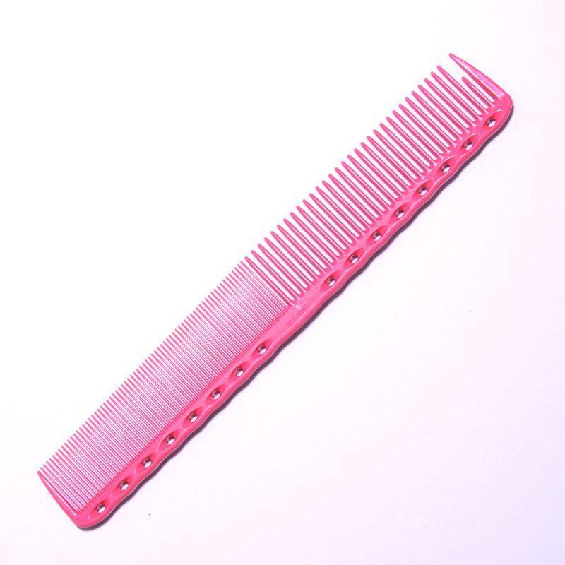 Расческа планка Y.S. Park YS-336 Pink L=189 мм