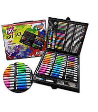 Детский художественный набор для рисования Art set на 150 предметов, фото 3