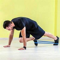 Набор резинок для фитнеса Raciness 3 шт (лента-эспандер)