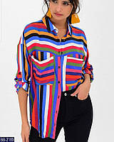 "Сорочка жіноча модель полубатальная 0011 (50, 52, 54, 56) ""KAPIHA"" недорого від прямого постачальника AP"