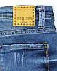 Шорты джинс MARIO MOSCHINO рваные 30(Р) 0159, фото 4