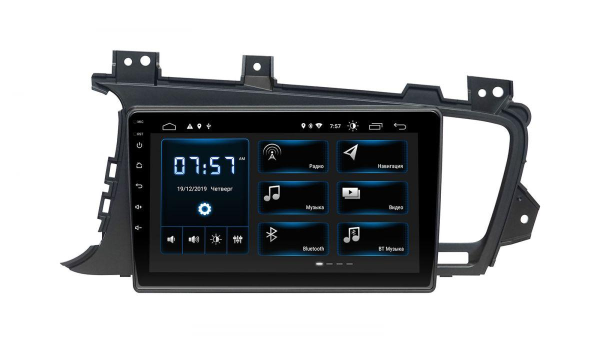 Штатная автомагнитола Incar XTA-0240 для Kia Optima K5 2011-2015
