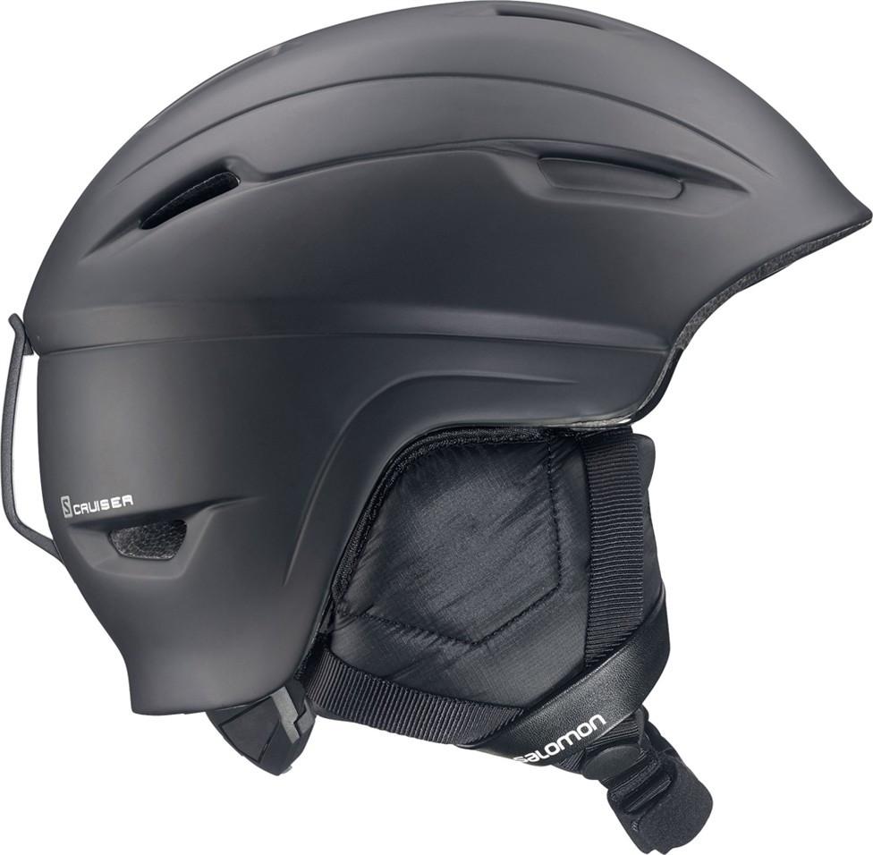 Горнолыжный шлем Salomon CRUISER black matt (MD)