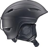 Горнолыжный шлем Salomon CRUISER black matt (MD), фото 1
