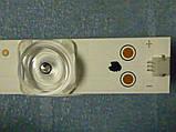 Світлодіодні LED-лінійки CRH-K43C800MN3030T0408867-REV1.2 (матриця CN430NC7200)., фото 5