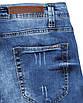 Шорты джинс MARIO рваные 29(Р) 0124, фото 4