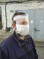Защитные маски-экраны для лица от производителя