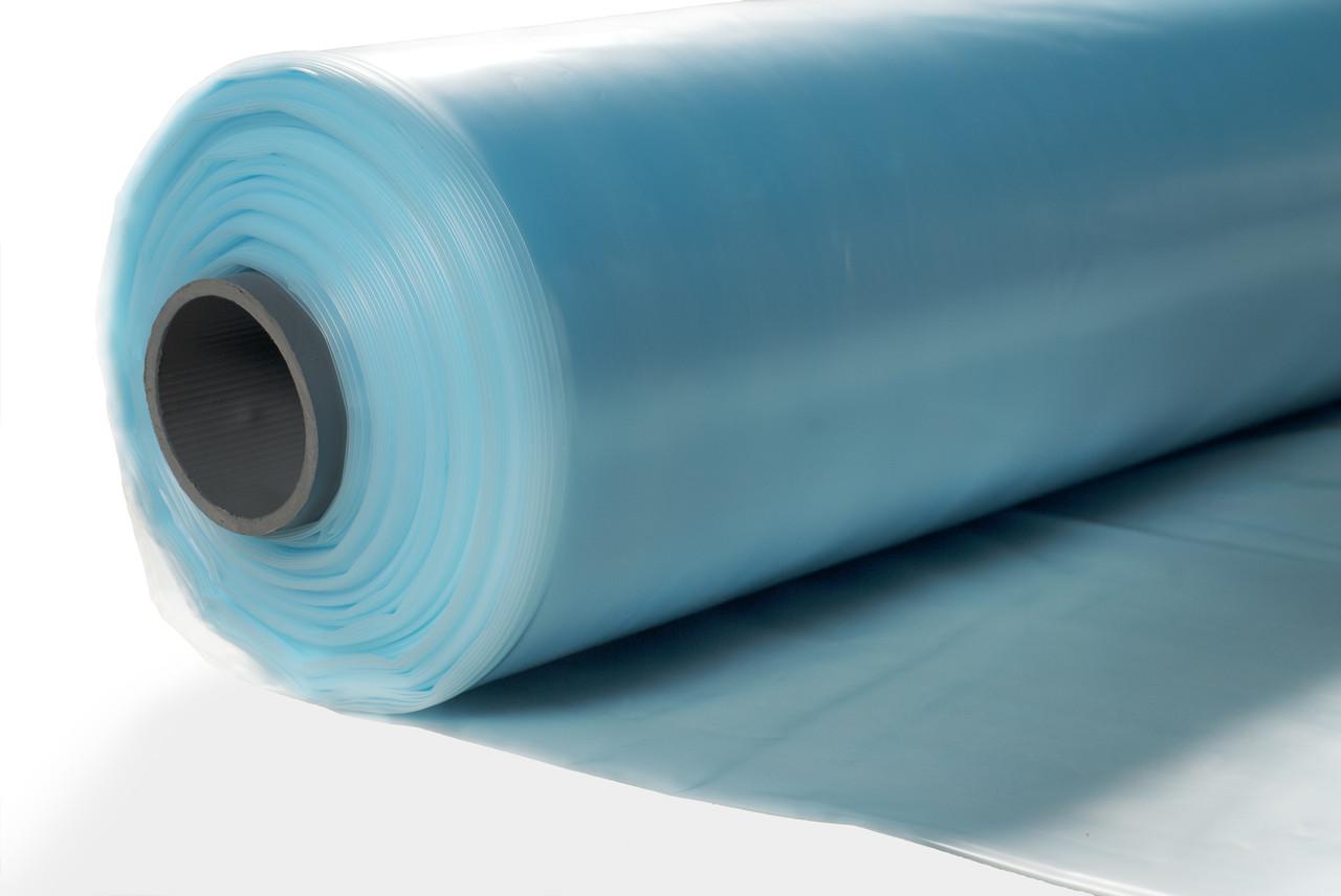 Пленка полиэтиленовая тепличная 150 мкм (6м) 24 мес  ГОСТ - 10354-82