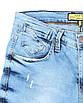 Шорты джинс MARIO рваные 30(Р) 0132, фото 2