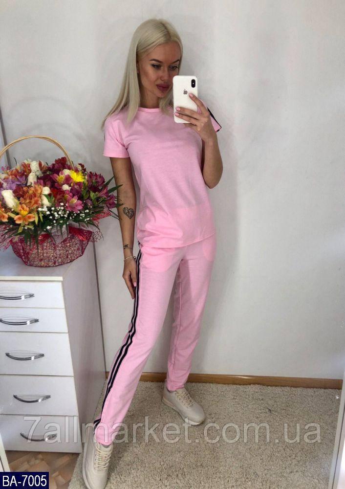 """Спортивний костюм жіночий №0067 (50-52, 52-54, 54-56) """"MILANI"""" недорого від прямого постачальника"""