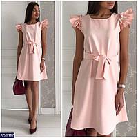 """Сукня жіноча з намистинами мод. 359 (42-44, 44-46, 46-48) """"MILANI"""" недорого від прямого постачальника, фото 1"""