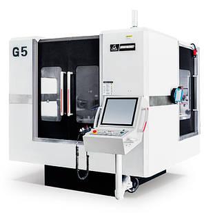 Пятикоординатный заточний верстат з ЧПУ для інструментів G5 QD Grinding Machine
