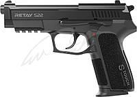 Пистолет стартовый Retay S22. Цвет -black., фото 1
