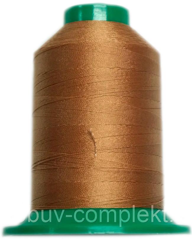 Нить Титан №20 2000 м. Польша цвет (2527) абрикосовий