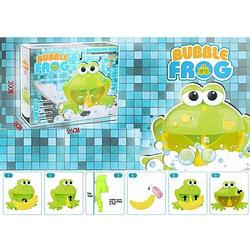 Игрушка для купания на присосках Лягушонок с пузырьками